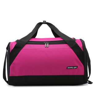 BodyGo Pink Duffel Bag