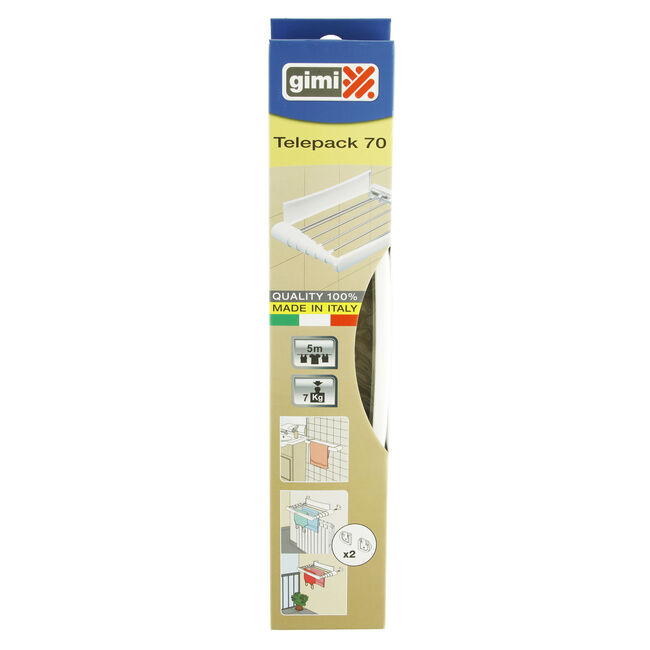 Gimi Wall Mounted Clothes Dryer 5M