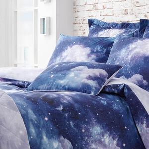 Benji Blue Cushion 30cm x 50cm