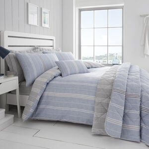 SINGLE DUVET COVER Fowler Stripe