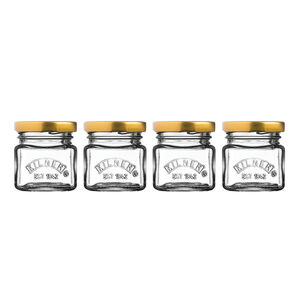 Kilner 4 Mini Jar Set