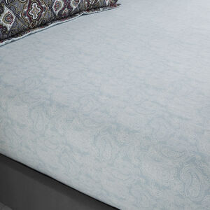 SINEAD GREY Single Fitted Sheet