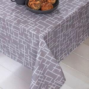 Vector Grey Table CLoth 160 x 230cm