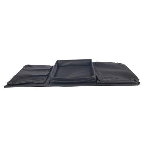 Arm Rest Organiser - Black