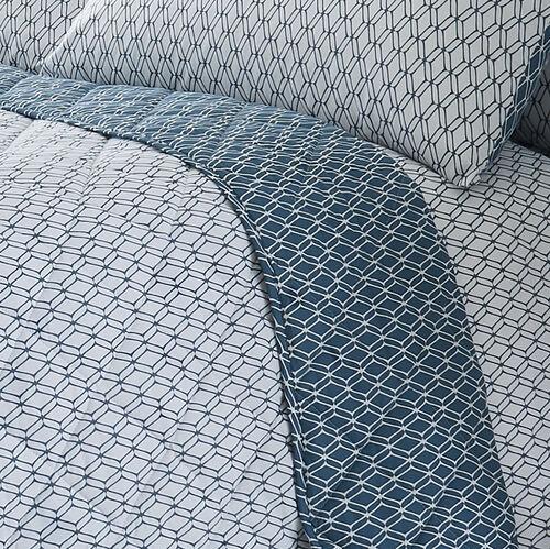 Cody Bedspread 200x220cm - Teal