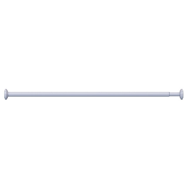 Extendable Tension Road White 45-70cm