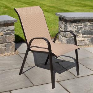 Seville Brown Chair