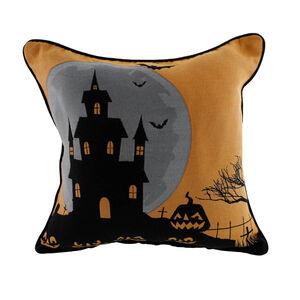 Haunted House Cushion Cover 2Pk 45cm x 45cm