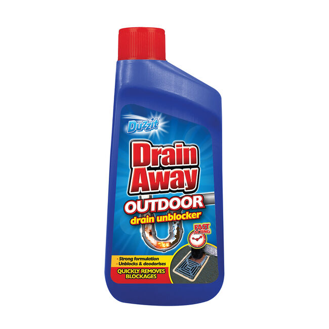 Duzzit Outdoor Drain Cleaner 500ml