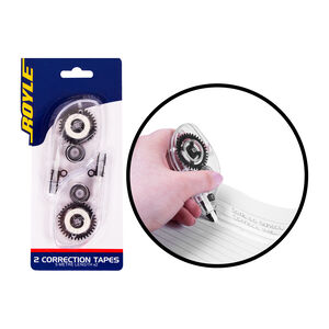 Correction Tapes 2 Pack