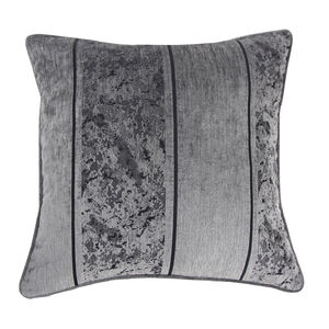 Parker Cushion 58x58cm - Grey