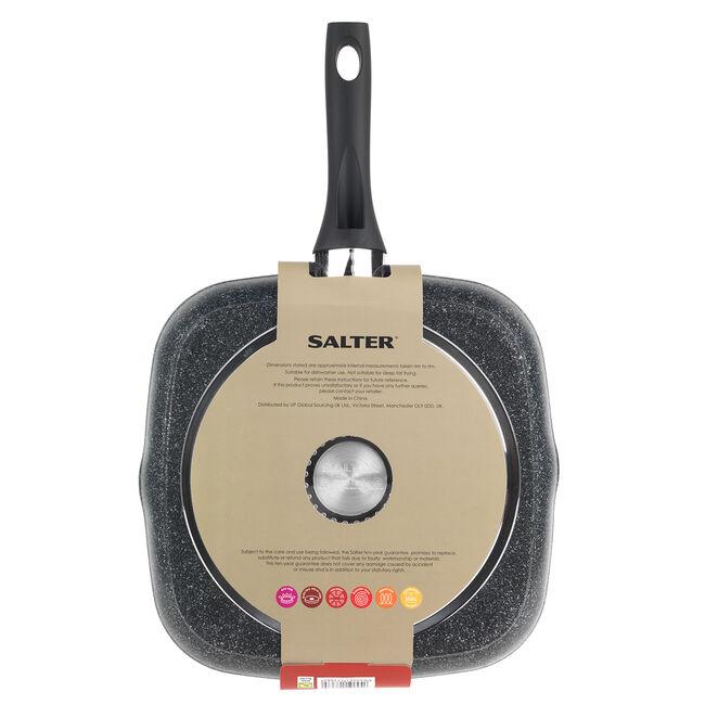 Salter Megastone Grill Pan 28cm