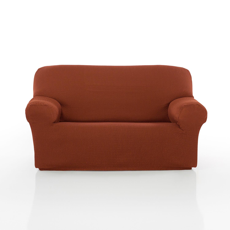 Regal Mills Easystretch Rust Sofa Cover