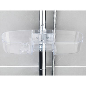 Wenko Shower Rod Caddy
