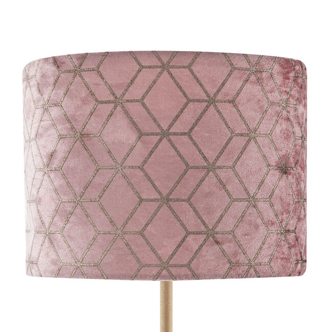 Missy Table Lamp - Pink