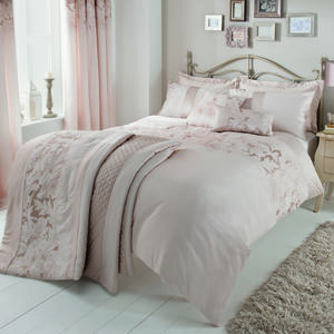 Classical Floral Duvet Cover