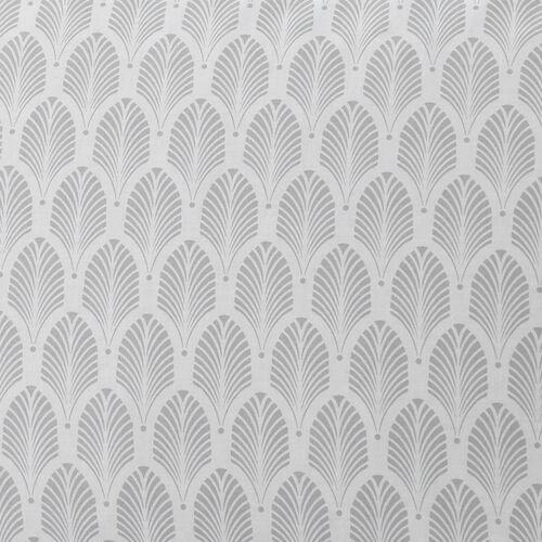 Fiadh Oxford Pillowcase Pair - Grey
