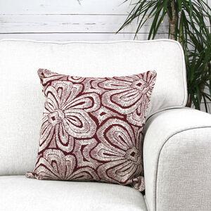 Annie Cushion Cover 45x45cm - Berry