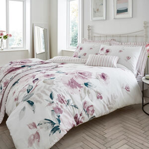 DOUBLE DUVET COVER Eadaoin Blush