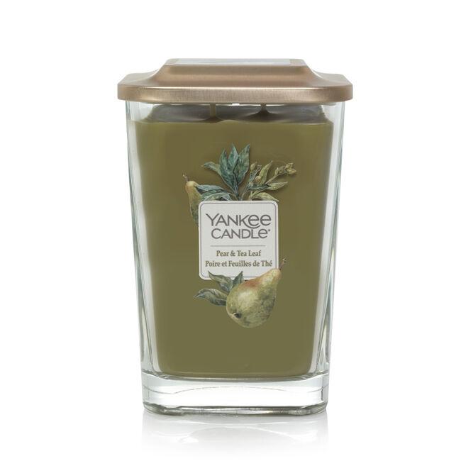 Elevation Pear & Tea Leaf Large Jar Candle