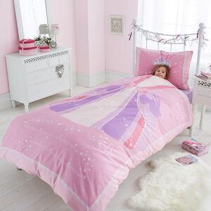 Glitter Princess Duvet Cover