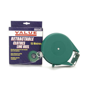 Value Retractable Clothes Line