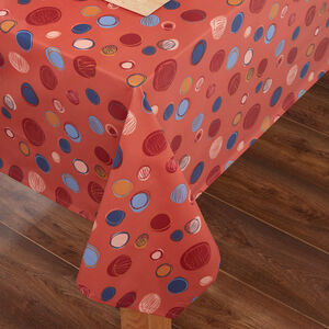 Whirl Tablecloth 160 x 230cm