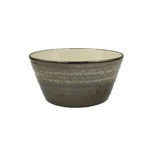 Heritage Organic Bowl - Brown