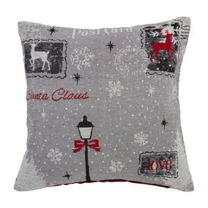 Christmas Love Cushion Cover 2Pk 45cm x 45cm