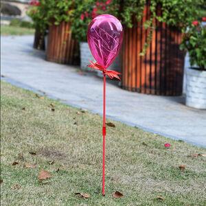 15 LED Solar Balloon Garden Stake