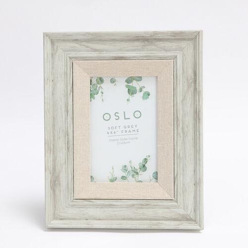 5x7 OSLO SOFT GREY Frame