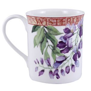 China Flower Bone China Mug