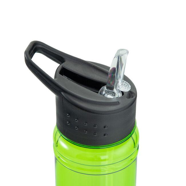 BodyGo Fitness Green Straw Top Bottle 750ml