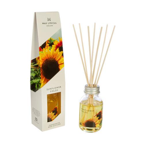 Wax Lyrical Sunflower Reed Diffuser - 100ml