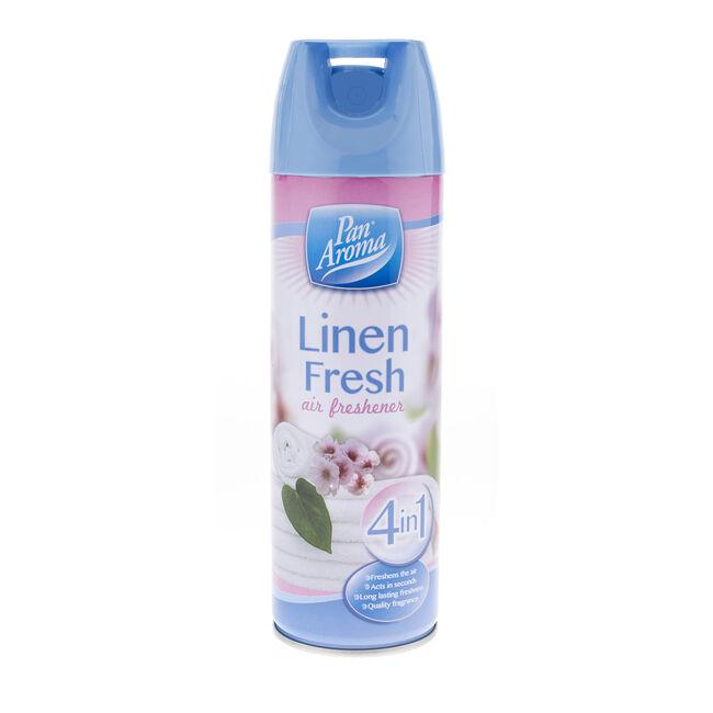 Fresh Linen Air Freshener 500ml Spray