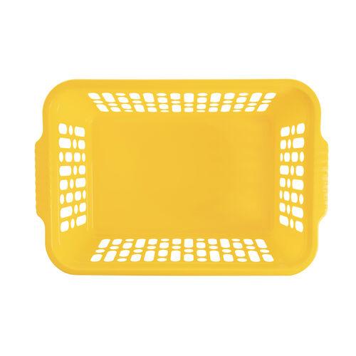 Wham Single Handy Basket Yellow