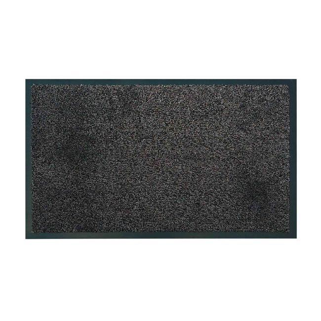 Chestnut Grove Washable Grey Door Mat