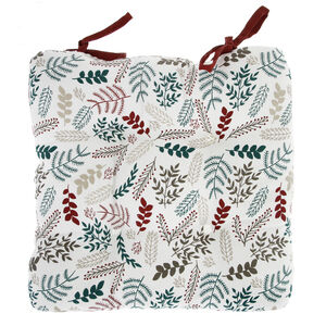 Winter Foliage Kitchen Seat Pad