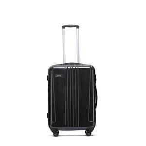 Medium Brushed CharCoal Hardshell Luggage