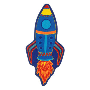 Rocket Childrens Floormat