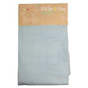 Two Tone Duck Egg/Grey Apron