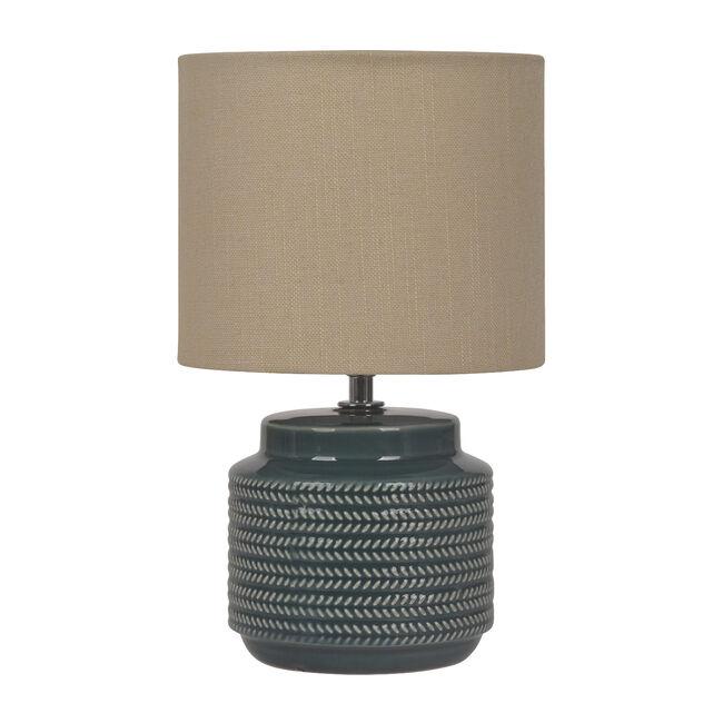 Lauren Table Lamp - Green