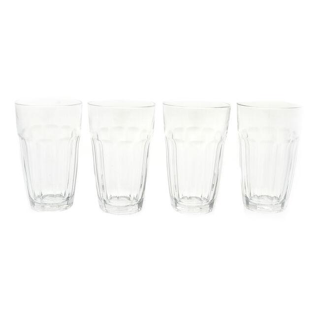 Essential Manhattan Hi-Ball Glasses