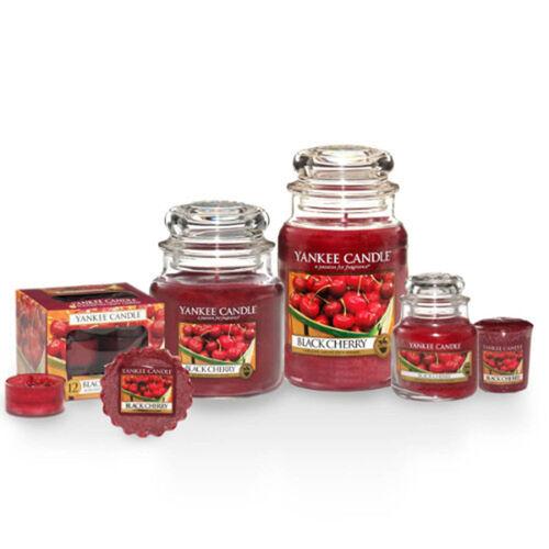 Yankee Candle Black Cherry Medium Jar