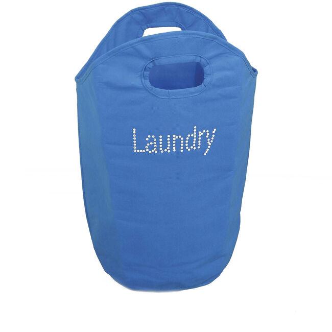 Diamante Folding Laundry Bag