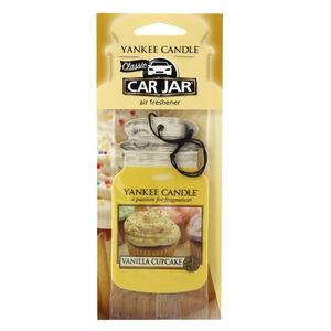 Yankee Candle Vanilla Cupcake Car Jar
