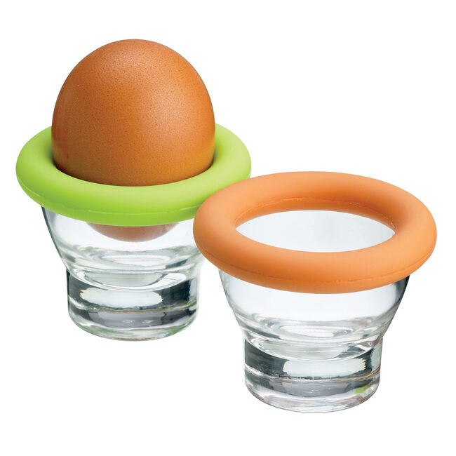Colourworks Egg Cup Glass
