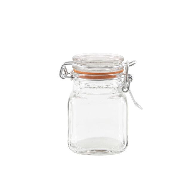 Kilner Cliptop Square Jar 70ml
