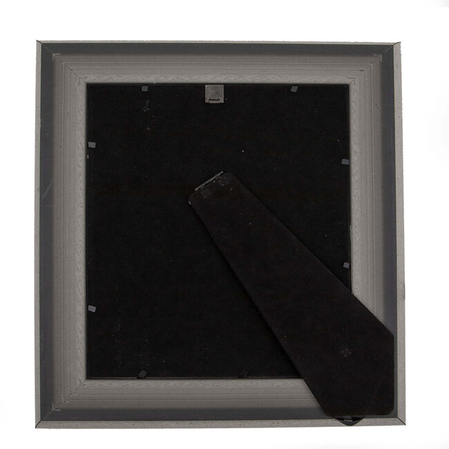Serena Aged Silver Photo Frame 11x12 Inches