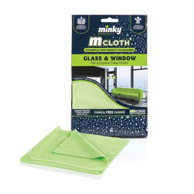 Minky M Glass & Window Cloth